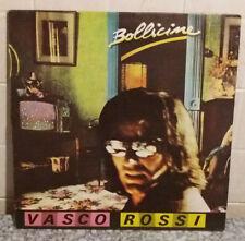 """Vasco Rossi """"Bollicine"""" LP Carosello – CLN 25101 ITA 1983 - INNER"""
