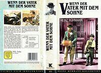 (VHS) Wenn der Vater mit dem Sohne - Heinz Rühmann, Oliver Grimm, Waltraut Haas