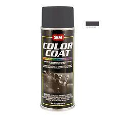 SEM Color Coat System 15873 Medium Slate Gray Aerosol Vinyl Spray Paint 12OZ Can