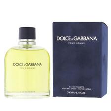 Dolce & Gabbana Pour Homme Eau De Toilette EDT 200 ml (man)