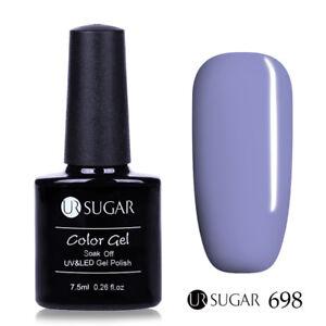172 Colors UR SUGAR Nail Art UV Gel Polish Soak Off Top Base Gel UV Gel Varnish