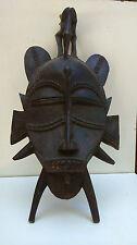Masque africain. African mask.SENOUFO Cote D'ivoire