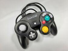 Nintendo Gamecube Controller OEM Official Genuine Authentic Black TESTED CLEAN