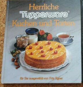 Tupperware Backbuch, Kuchen und Torten