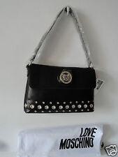 LOVE MOSCHINO Black Shoulder Bag BNWT