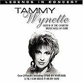 Tammy Wynette - Legends in Concert (Live Recording, 2002)