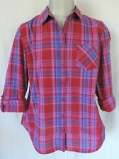 4db9f7d57ab7 Женские блузы Tommy Hilfiger plaid   eBay