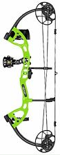 """NEW FRED BEAR CRUZER LITE RIGHTHAND GREEN  BOW PACKAGE 5-45# 12-27"""" DRAW"""