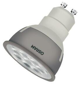 LED GU10 80W EQUIV. 830 36 DEG NON-DIM, BEAM ANGLE 36°, CCT 2700K, FOR LEDVANCE