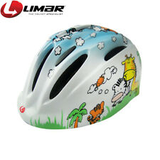 Limar 124 Superlight Kids Bike Helmet Safari Animals - Small (45-54cm)