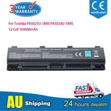 12 Cell Battery for Toshiba Satellite C50 C800 C805 C845 PA5024U-1BRS PABAS260