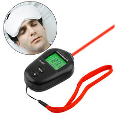 Mini Digital Non-Contact IR Infrared LCD Thermometer DT-300 Black UD6 BH