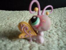 "Littlest Pet Shop #397 ""RETIRED"" Purple and Orange Butterfly"