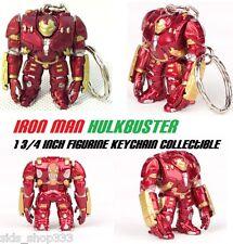 Iron Man Hulk Buster Hulkbuster Age of Ultron Avengers Figure Keychain