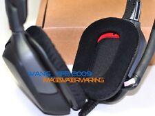 Velour Ear Pads Cushion For Logitech G35 G930 G430 G933 G633 Gaming Headphone
