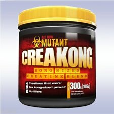 MUTANT CREAKONG (300 G / 75 SERVINGS) creatine creapure magnapower monohydrate