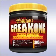 MUTANT CREAKONG (300 G / 75 SERVINGS) creatine creapure magnapower monohydrate