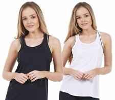 Ladies Quick Dry Sportswear Gym Running Exercise Fitness Vest Top