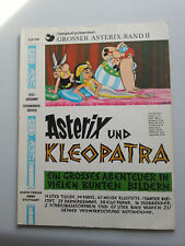 ASTERIX BAND 2  ASTERIX UND KLEOPATRA 1968