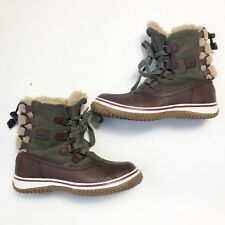 Pajar Canada Womens Size 37 Iceland Boot Waterproof Snow Winter