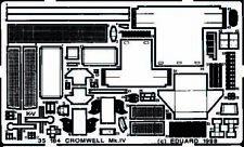 Eduard Accessories 35184 - 1:35 Cromwell Mk IV conjunto de detalle frontera exterior ätzsatz-nuevo