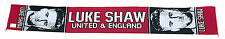 United Player Luke Shaw Scarf Football Souvenirs Gifts