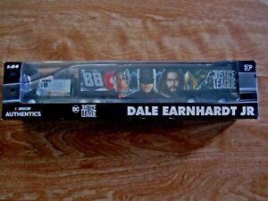 Dale Earnhardt Jr. #88 / Kasey Kahne #5 Justice League NASCAR Hauler  NEW IN BOX