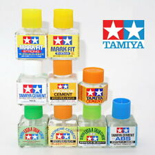 Tamiya Tools Cement Glue 87003~87205 For Plastic Moddel Kit (multiple choice)