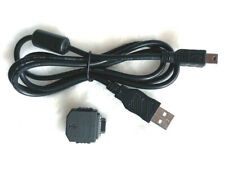 Mini USB 5P Type Female & Data USB Cable Cord For Sony Cyber-shot VMC-MD1 DSC-H9