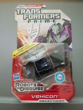 Transformers Prime Animated RID Deluxe Vehicon Action Figure Hasbro MOSC