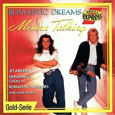 (CD) Modern Talking - Romantic Dreams - Geronimo's Cadillac, Jet Airliner, u.a.