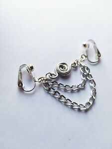 Labia Clamps Sexy Clitoral Intimate Vaginal Jewelry Handmade Non Piercing VCH UK