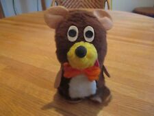 "1970s Vintage Russ Berrie & Co. ""WOOLEY BEAR""  Wallace Berrie  Rare Collectible!"