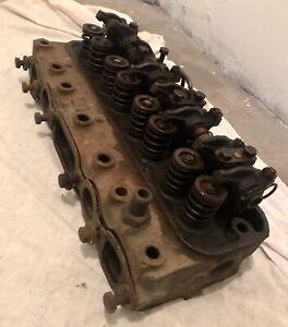 Zylinderkopf Opel Rekord A P1 P2 1957 Cylinder Head Motor Oldtimer