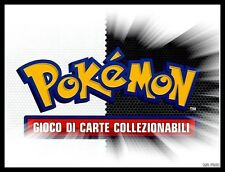 POKEMON LOTTO 100 CARTE MISTE ITALIANO INGLESE TUTTE DIVERSE (EXCELLENT)