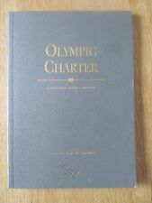 Olympic Games Charter Federation Committee & Protocol 2001