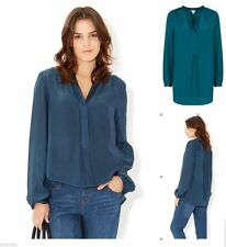 Monsoon Viscose Hip Length Tops & Shirts Size Plus for Women