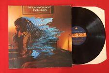 ALAN PARSONS PROJECT PYRAMID 2C06860792 1978 G+ VINYLE 33T LP