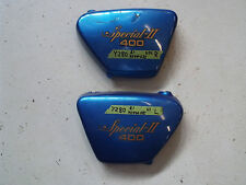 Yamaha XS400S Body Side Cover Set