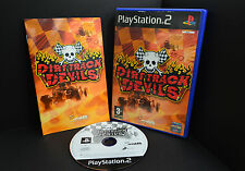 Pista de tierra demonios (Sony PlayStation 2, 2003)