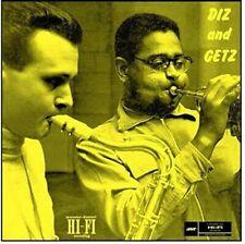 Gillespie, Dizzy/Getz, StanDiz And Getz