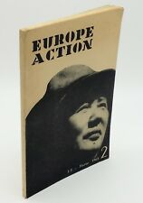 Europe Action, édition Saint-Just, N° 2 Février 1963