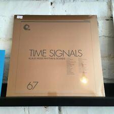 KLAUS WEISS Time Signals LP *SEALED* friedrich gulda doldinger sunbirds niagara