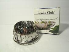 Cooks Club 9 Inch Vegetable steamer. Brand New.