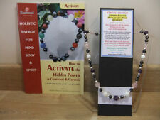 Gemstone Awareness Amethyst Costume Necklaces & Pendants