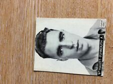 New listing 1930s Trade Card Topical Times football w hullett plymouth argyle b1t