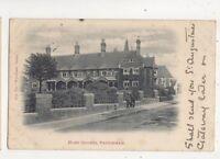 Alms Houses Faversham Kent 1904 Postcard 558b