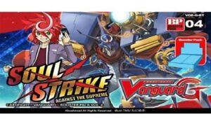 Cardfight!! Vanguard G-BT04 Gear Chronicle common set (16 cards/4 of each)