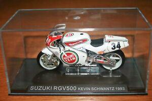 KEVIN SCHWANTZ SUZUKI RGV500 1993 1:24 IXO Motorbike - Rare