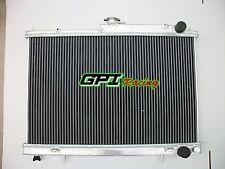 FOR NISSAN SKYLINE R33 R34 GTR GTS-T GTST RB25DET 93 94-98 MT Aluminum Radiator